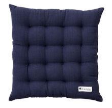 Billede af Bungalow Seat Cushion, 40x40 cm - Saara Midnight