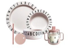 Billede af Design Letters Grow With Your ABC Cup Gift Box - Nude
