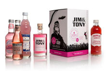 Billede af Egoista Jim & Tony Pink Box