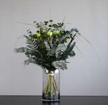 Billede af Living Flowers Green Hope Buket