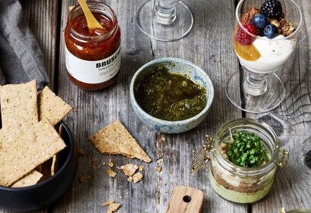 Billede til varegruppe Marinader & Sauce