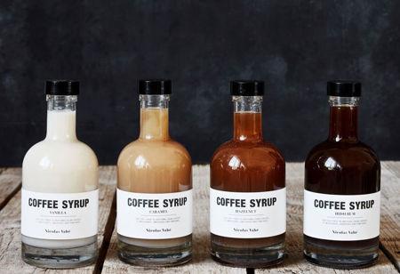 Billede til varegruppe Sirup & Sukker