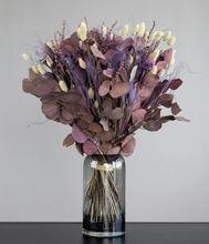 Billede af Living Flowers Purple Mystique Buket